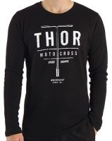 THOR tričko THERMAL black vel: L