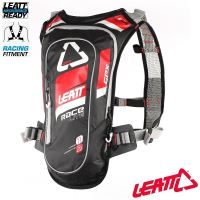LEATT picí vak GPX Race HF 2.0 Hydration Pack Red Black - 2L