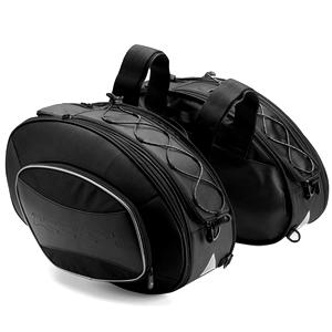 Zadní boční zavazadla