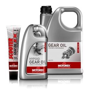 Převodové oleje