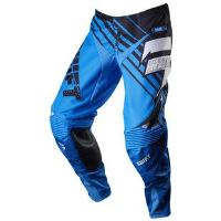 SHIFT kalhoty FACTION Satellite Blue/Black