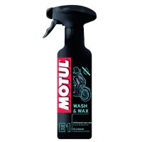MOTUL E1 WASH & WAX 400 ml