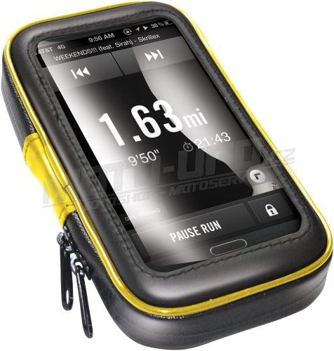CELLULARLINE držák mobilu navigace FLEXBIKE pro velikost displeje do ... 2319719056