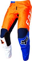 FOX kalhoty 180 Lovl Pant Orange Blue