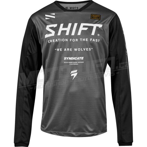 SHIFT dres WHIT3 MUSE Smoke