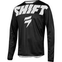 SHIFT dres WHIT3 YORK black
